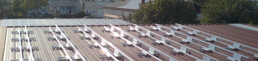 Photovoltaikanlage in Aichach