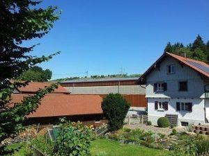 Solardach in Memmingen
