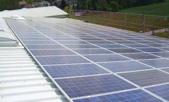 Solaranlage in Isen